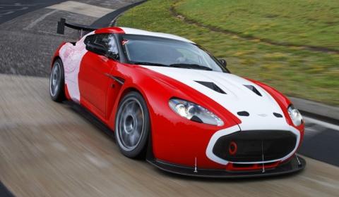 Aston Martin V12 Zagato Ready For Nürburgring 24 Hours