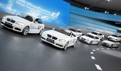 BMW Track at IAA 2009