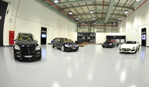 Brabus Expands Global Network with Branch in Dubai 02