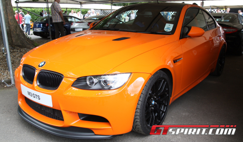 Goodwood 2011 BMW M3 GTS 01