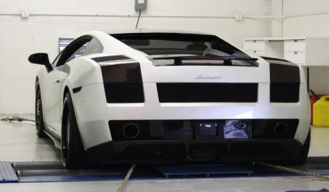 Lamborghini Gallardo SE Twin-Turbo Project by Bradan