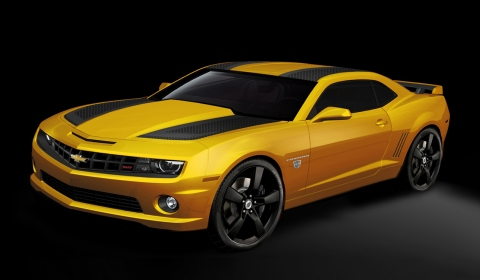 Official 2012 Transformers Special Edition Camaro Coupe