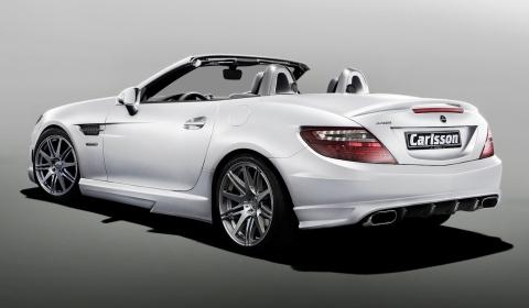 Official Carlsson Tuning Program for Mercedes-Benz SLK R172 01