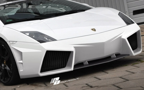 Official Lamborghini Gallardo Reventon-Style by Prior Design 02