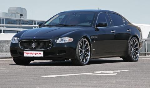 Official Maserati Quattroporte by MR Car Design