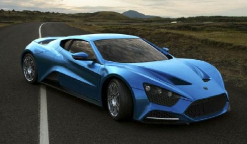 Official Zenvo ST-1 50S