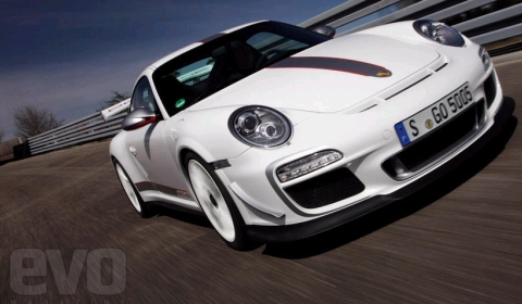 Photo Of The Day Porsche 911 GT3 RS 4.0