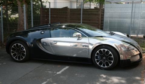 Polish Bugatti Thief Gets Tax Bill Of € 370,000