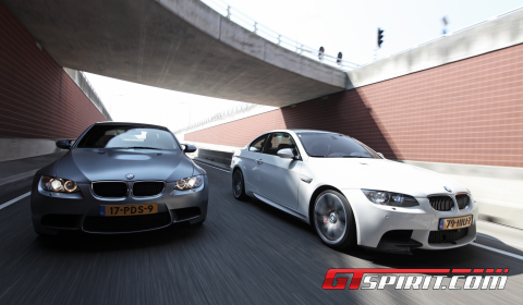 Road Test BMW Frozen Gray M3 Coupe 01