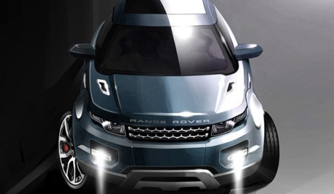"""Rumour Land Rover Working on a """"Grand Evoque"""""""