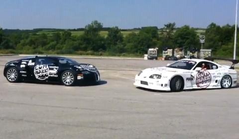 Video 2011 Gumball 3000 Drifting