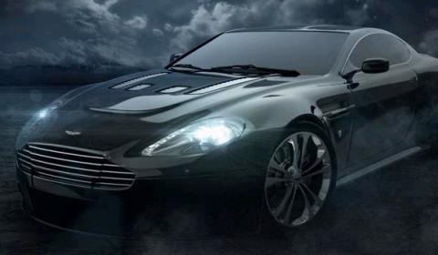 Video Aston Martin V12 Vantage Stars in Reverie Commercial