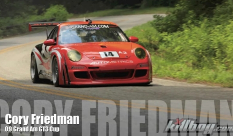Video Chasing The Dragon Hill Climb in a Porsche 997 GT3 Cup