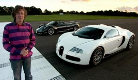 Video Top Gear Hypercar Drag Races