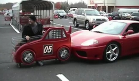 Video Top Outrageous Moments With Sports Cars
