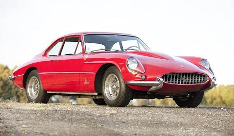 1963 Ferrari 400 Superamerica Coupe Aerodinamica