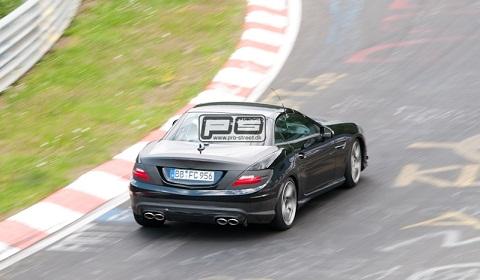 2012 Mercedes-Benz SLK 63 AMG