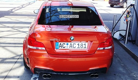 AC Schnitzer BMW 1M
