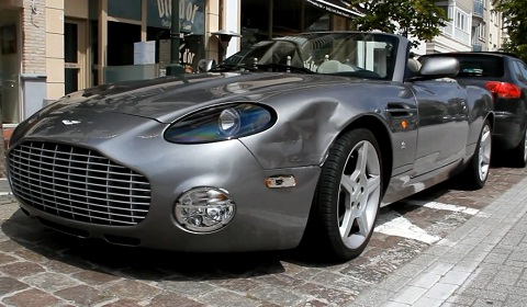 Aston Martin on Aston Martin Db Ar1