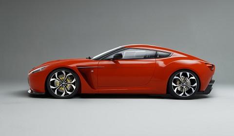 Aston Martin V Zagato Given Green Light And Price GTspirit - Aston martin zagato price