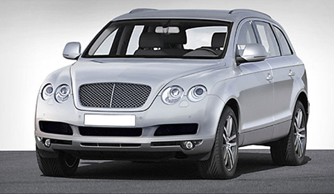 Bentley is Working on a SUV