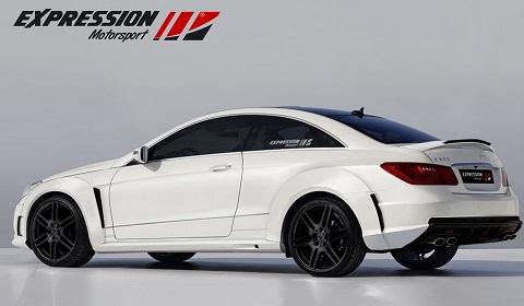 Expression Motorsport Mercedes E-Class Coupé