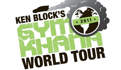 Ken Block Gymkhana World Tour