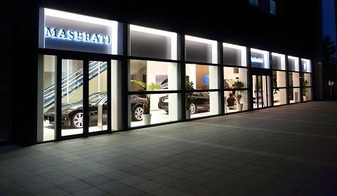 Maserati Yokohama