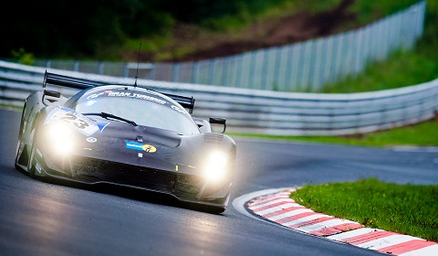 P4/5 Competizione At 24 Hours Nurburgring