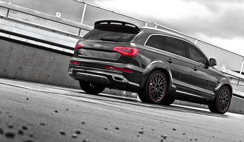 Project Khan Audi Q7