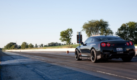AMS ALPHA 12 Makes History with 8 Second Nissan R35 GT-R