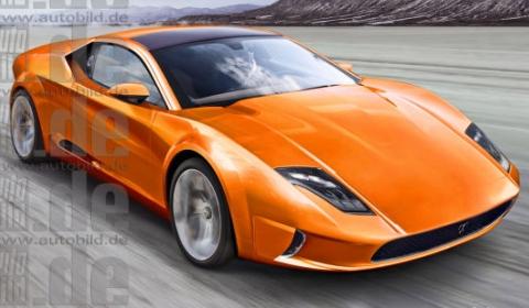 Rebirth of De Tomaso Pantera Debuts at IAA 2011