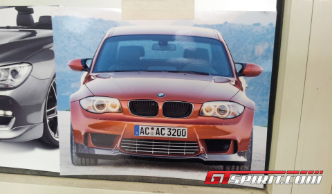 Exclusive BMW 1 Series M-Coupe by AC Schnitzer 02