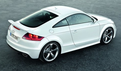 First 2012 Audi TT-RS Delivered in US