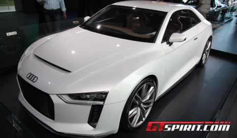 Goodwood 2011 Audi Quattro Concept