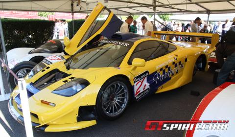 Goodwood 2011 Motorsports & Racing Cars Paddock