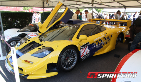 Goodwood Festival of Speed 2011 Day 2 and 3 01