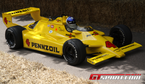 Goodwood Festival of Speed 2011 Highlights 01
