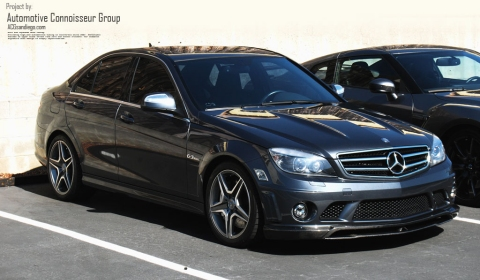 GTspirit Garage: ACG Tunes Mercedes-Benz C63 AMG - GTspirit