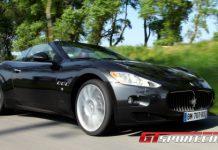 GTspirit Road Test Maserati GranCabrio