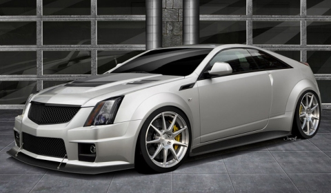 Hennessey Performance Previews CTS-V Coupe with 1,000hp