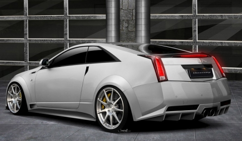 Hennessey Performance Previews CTS-V Coupe with 1,000hp 01