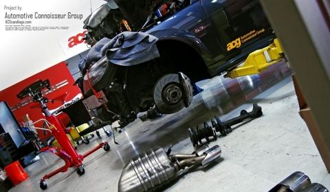 Mercedes-Benz by Automotive Connoisseur Group Engine