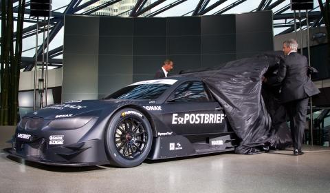 Official BMW M3 DTM Concept Car