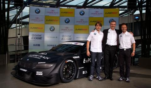 Official BMW M3 DTM Concept Car 01