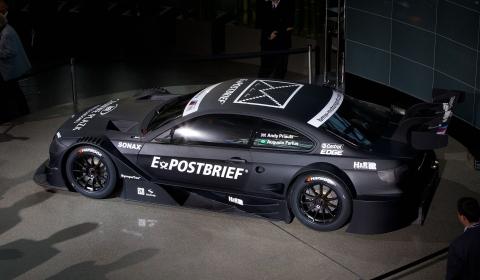 Official BMW M3 DTM Concept Car 02