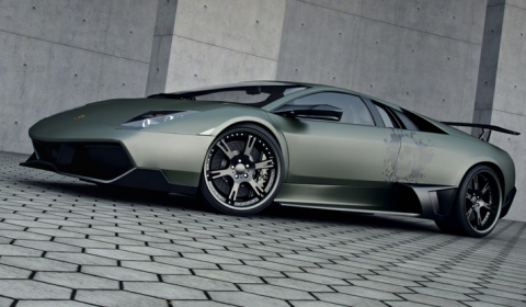 Official Lamborghini Murcielago Final Edition LP720-4