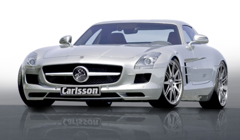 Official mercedes benz sls amg by carlsson gtspirit for Official mercedes benz parts