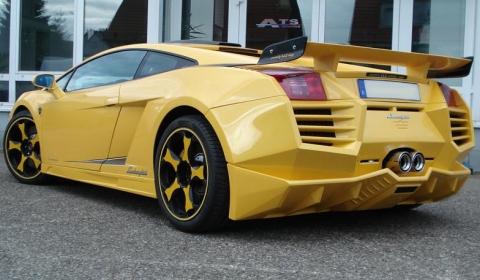 Overkill Lamborghini Gallardo Galaxy Warrior Body Kit Gtspirit