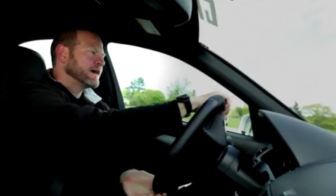 Video AMG Driving Academy Performance Series Track Training